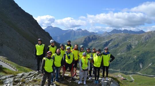 Over onze goede, verrijkende en schone fietstocht van Antwerpen naar Assisi en Rome