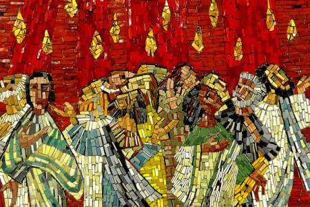 Preek van br. Annaert Roger – op het hoogfeest van Maria Tenhemelopneming door het jaar B – 2015