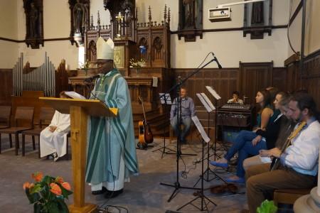 Preek van Mgr. Jean Bertin Nadonye – 26e zondag door het jaar B – 2015