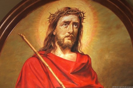 Preek van br. Derdziuk Marcin- Christus Koning van jaar -A – 2017