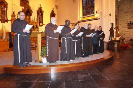 Transitus- Feest van H. Franciscus