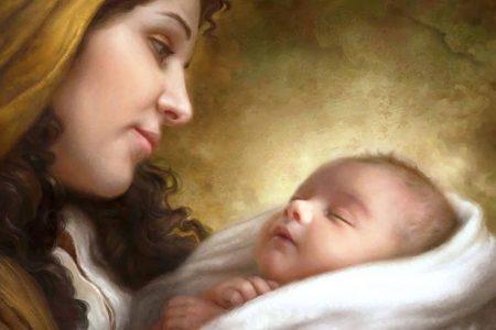 Preek van br. Annaert  Roger - Feest van de Moeder Gods  -A – 2017