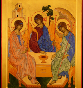Preek van br. Brack Kenny - Heilige Drie Eenheid feest van het jaar -A– 2017