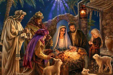 Preek van br. De Vleeshouwer Jan – Openbaring van de Heer-jaar -B – 2017