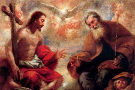 Preek  van br. De Vleeshouwer Jan– Heilige Drie-eenheid – 2018